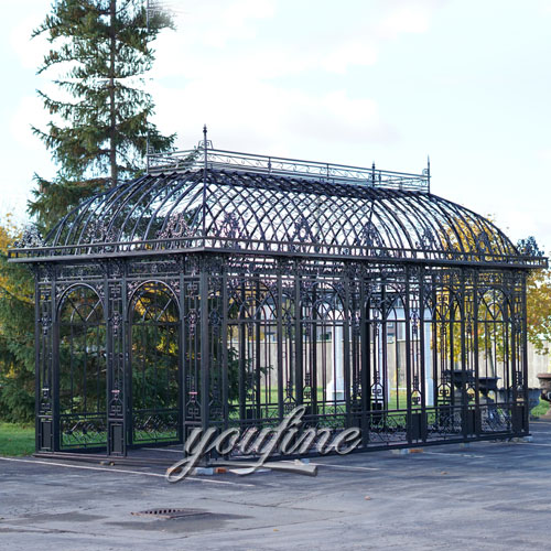 Best price large outdoor garden wrought iron metal roof gazebo for saleBest price large outdoor garden wrought iron metal roof gazebo for sale