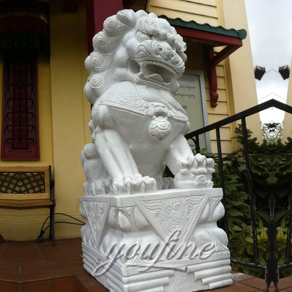 chinese foo dog garden ornaments